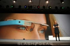 google project glass presention