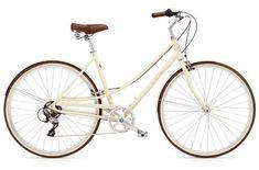 Electra Loft 7d 2016 Womens Hybrid Bike Cream EV262778 3400 1_Thumbnail