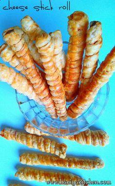Resep Cheese Stick Roll- Temanya masih puff pastry karena memang dalam rangka menghabiskan stock puff pastry instan. Cita rasa dari cheese stick rolls ini adalah asin gurih dan renyah. Bagi pecinta keju, mungkin ini adalah resep yang wajib anda coba. Cara membuat cheese stick roll ini sangat mudah. Resep chesse stick roll ini bisa dikategorikan sebagai jajanan anak simple dan praktis.