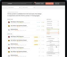 JobEngine – Best, Highly Customizable WordPress Theme for Job Portal