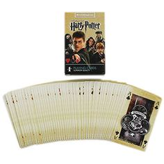 Harry Potter Playing Cards | Film & TV Toys at The Works // £3
