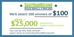 #AlaskaSaves -- Save Your Refund contest