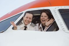 Airlines Need to Work Harder to Recruit More Female Pilots Easy Jet, Airline Pilot, Female Pilot, Work Harder, Agadir, Pilots, Diversity, Funny Pictures, Lisa