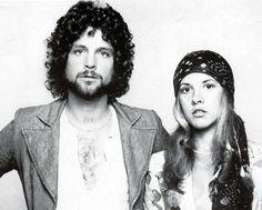 Lindsay Buckingham & Stevie Nicks