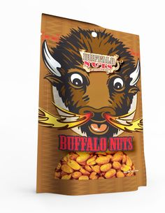 new package hitting the market! www.buybuffalonuts.com