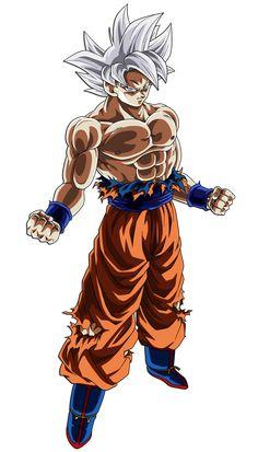 Mastered Goku Ultra Instinct lines and colouring by me original youngjijii hope u like it! n_n Goku Perfect Ultra Instinct - Silver Goku Fotos Dragon Ball, Dragon Ball Z, Akira, Goku Drawing, Goku Ultra Instinct, Dbz Characters, Animes Wallpapers, Manga, Anime Art