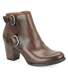 7ef0859a91cc Born Ondine Ankle Boots  Dillards Born Shoes