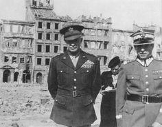 Eisenhower on the left