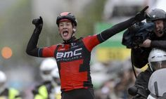 Stefan Küng takes the stage 4 win in Romandie.