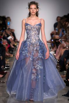 Sfilata Zac Posen New York - Collezioni Primavera Estate 2017 - Vogue