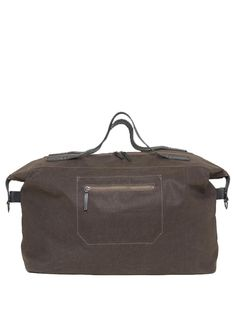91736c39f0187 The Ally Capellino Aaron Holdall is a perfect bag for up to a week  depending on your packing. There are plenty of organiser pockets and the  leather