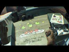 [PSVR London Heist] You can do some pretty cool loading tricks https://www.youtube.com/watch?v=Y2IRRaaatn8