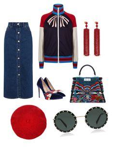 Designer Clothes, Shoes & Bags for Women Fendi, Gucci, Paris Paris, Shoe Bag, Polyvore, Stuff To Buy, Shopping, Collection, Shoes