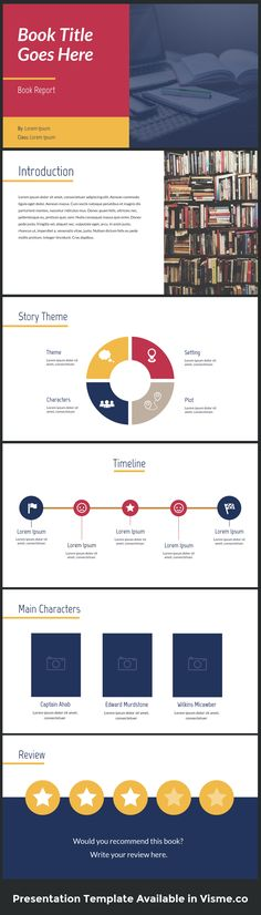Marketing Plan Presentation Template Available In Visme