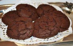Receita de Biscoitos de Chocolate no Micro-ondas | Doces Regionais