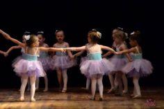 Little Ballerina Girls