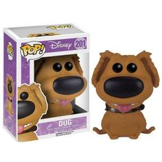 dug perro up Funko pop disney pixar up pelicula una aventura de altura INLCUYE…