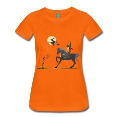 Halloween zu Pferd T-Shirts