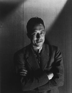 Albert Camus by Cecil Beaton, 1946