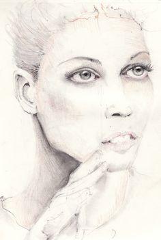 sketchface study 6