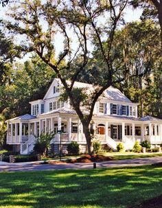 Exterior; farmhouse; porch