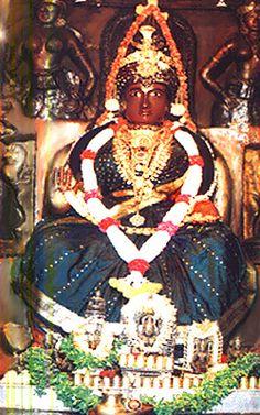 Rajarajeshwari Temple, Karnataka-POLALI-http://www.indianetzone.com/57/rajarajeshwari_temple.htm