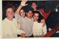 Colegio Inglés Hidalgo, 1992-1993.