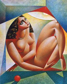 Georgy Kurasov  «Girl Under A Lamp»