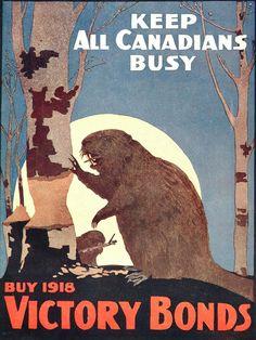 Canadian Mini Poster