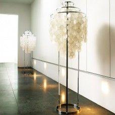 Verner Style Fun 1STM Floor Lamp | Designer Reproduction
