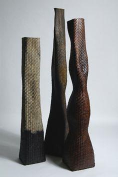 Jonathan Kline tall basket forms