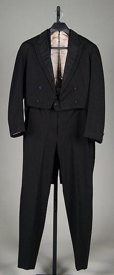 Evening suit 1904