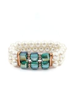 I lilke Pearls, they are classic with anything.