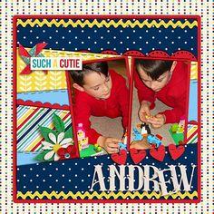 Andrew - Scrapbook.com
