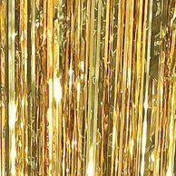 Gold Photo Booth Backdrop from Mix and Bash. Shop more products from Mix and Bash on Wanelo. Foil Curtain, Prom Decor, 1920s Party Decorations, Hanging Decorations, Wedding Decoration, Party Streamers, Party Backdrops, Serpentina, Gold Curtains