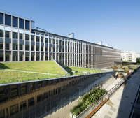IGN and Météo France Geosciences centre - Saint-Mandé on Architizer