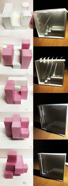 Dongguk Univ. Introduction to Architectural Design ( 2016 동국대 건축 설계 입문 ) : One's Own Space. Kim Jun Gab