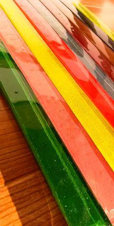 listeles de vidrio vitofusionado