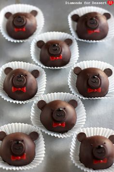 Baileys Bear Truffles 2 by susannotsusie