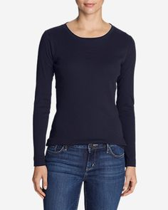 630e55a34b893 119 Best stylebook images in 2019 | Eddie bauer, Crew neck, Long sleeve