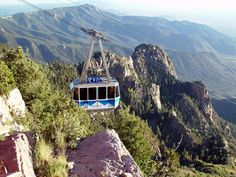 Sandia Peak Tramway (New Mexico)