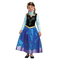 Disguise Anna Traveling Prestige Child Costume XSmall 3T4T ** Find out more about the great product at the image link.