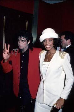 Whitney and Michael.