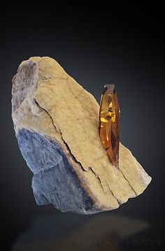 Barite - Elk Creek, Meade Co., South Dakota, USA Size: 10.0 x 8.0 cm