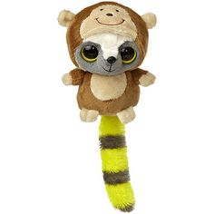 Yoohoo zoo plush