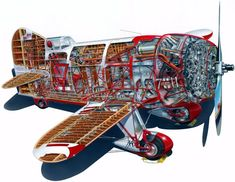 """""""The Gee Bee Model R Super Sportster was a special purpose racing aircraft. First flight on 13 August Vintage Airplanes, Vintage Cars, Vintage Photos, Funny Vintage, Vintage Room, Vintage Stuff, Scientific Magazine, Air Festival, Aircraft Design"""