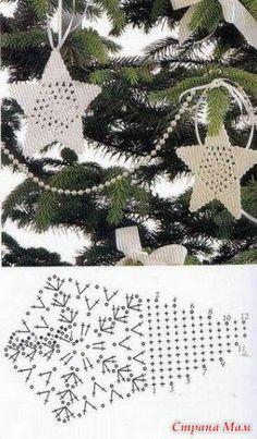 Patrones Crochet: 3 Patrones de Crochet para Navidad