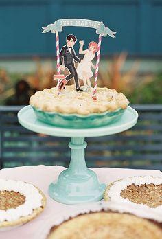 Alternative Wedding Cakes