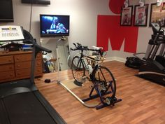 Let see your Pain Cave (Page 16): Triathlon Forum: Slowtwitch Forums