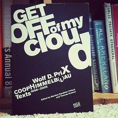 Get off of my cloud via @nikki_vz